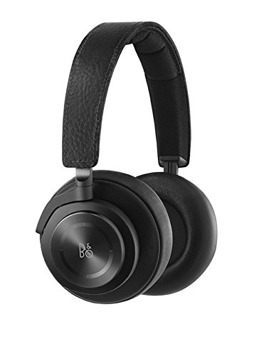 B&O PLAY by Bang & Olufsen H7 Cuffie Over-Ear Wireless Bluetooth Ricaricabili, Compatibili con Smartphone e Tablet Android e iOS, Nero