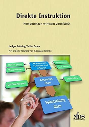 Direkte Instruktion: Kompetenzen wirksam vermitteln