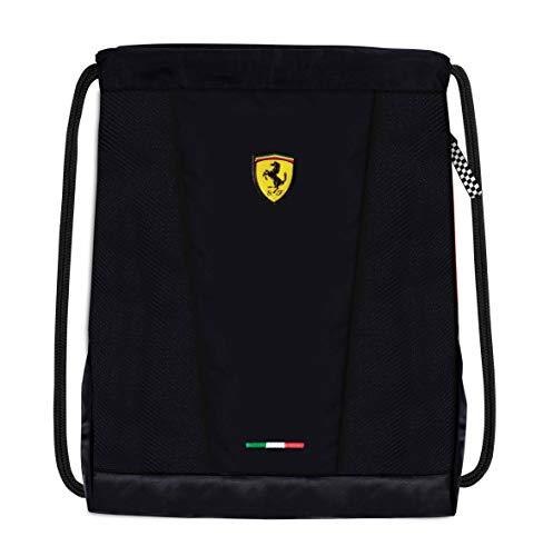 Ferrari - Mochila con cordón Oficial de la escudería, Colo
