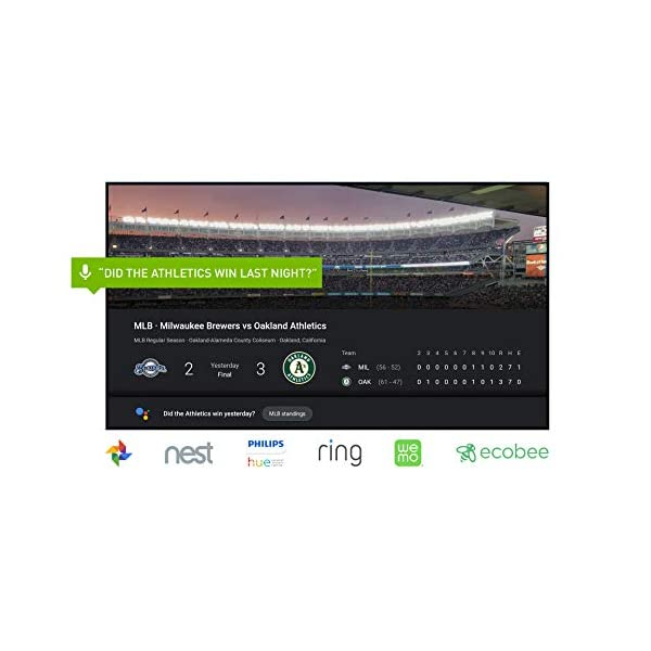 NVIDIA SHIELD Android TV Pro 4K HDR Streaming Media Player; High Performance, Dolby Vision, 3GB RAM, 2x USB, Works with…