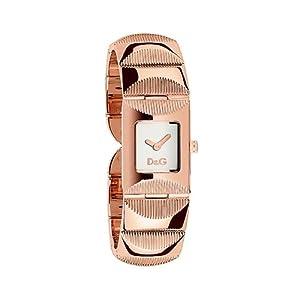 D&G Dolce&Gabbana DW0324 – Reloj analógico de mujer de cuarzo