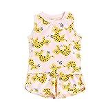 UMore Kleinkind Kinder Baby Mädchen Kleidung Set Schlinge ärmellos Tops + Shorts Outfits Set Kleidung