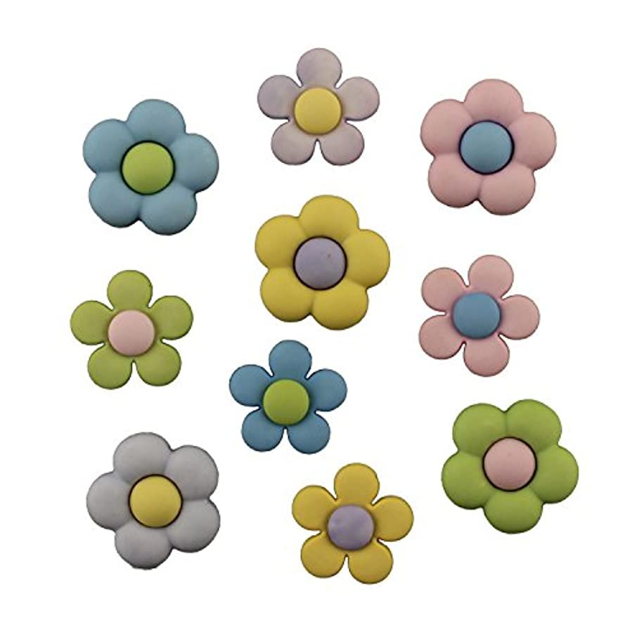 Buttons Galore Pretty Petals Button Bag