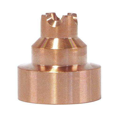 GYS 039605 Kontaktschutzkappe Fugenhobel 130 A - für manuellen Plasmabrenner - für PLASMA CUTTER 125A TRI