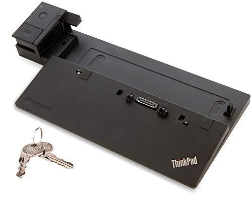 Perfect Hülle von MaryCom Lenovo ThinkPad Ultra Dock für ThinkPad T440 T450 T460 T470 T550 T560 T570 X240 X250 X260 X270 W540 W541 W550s P50s P51s | MIT SCHLÜSSEL | OHNE NETZTEIL | (Generalüberholt)