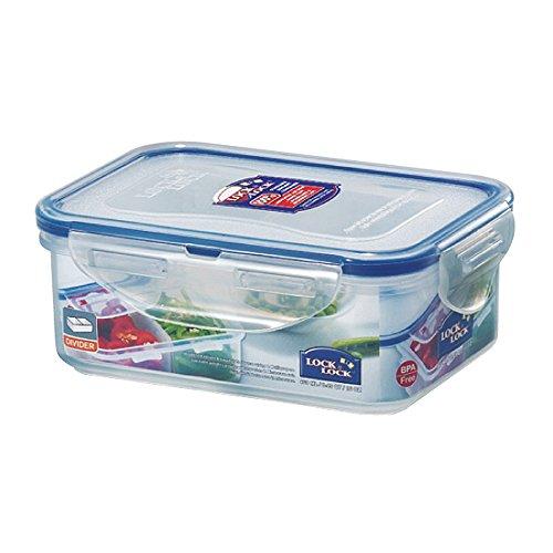 LOCK & LOCK Behälter für Lebensmittel rechteckig, 460ml