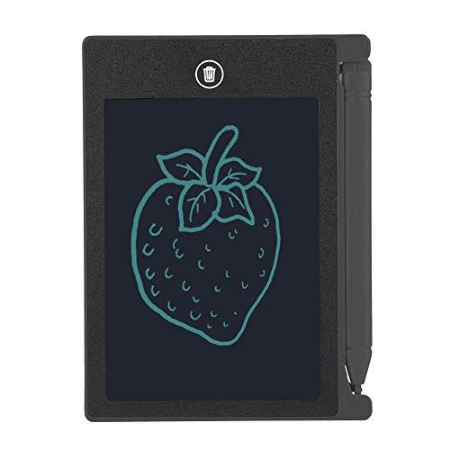 Atyhao Tafelschrijven-tablet - 4,4inch LCD-plaat schrijf-tablet teken- geschilderd bord voor kinderen schert volwassenen