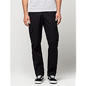 Dickies Men's Regular Straight Stretch Twill Cargo Pant