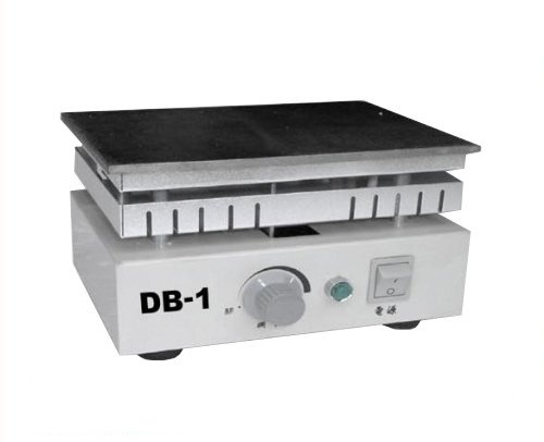 Cheapest Prices! Premiere DB-1 Stainless Steel Hot Plate, 100°C to 250°C Temperature Range, 300W