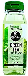 Best green tea rinse for hair growth Reviews