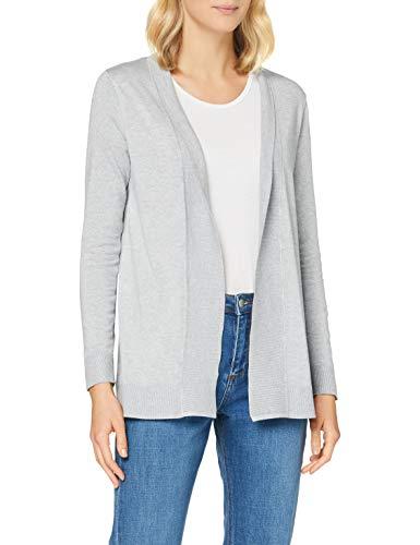 Gerry Weber Womens Jacke Gewirke Shrug Sweater, Light Grey, X-Small