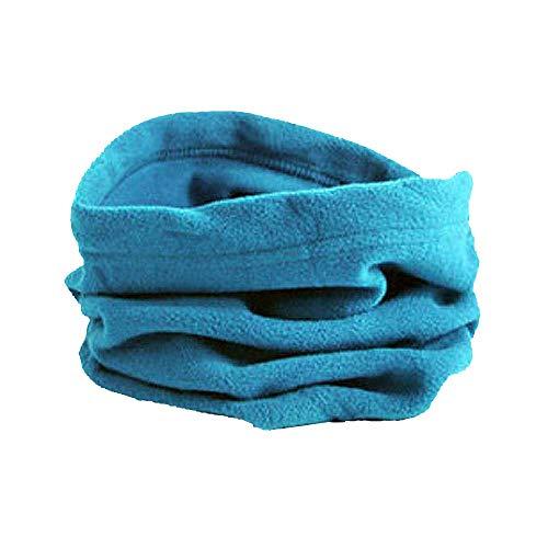 PowerFul-LOT Chèche Écharpe Homme Femme Marque Coton Foulard 3 en 1 Hommes Femmes Unisexe Polar Hat Cou Plus Chaud Visage Masque Cap Bonnet d'hiver Beanie