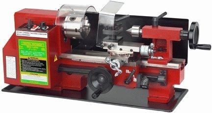 Central Machinery 7 x 10 Precision Mini Lathe