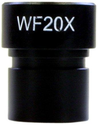 Bresser Mikroskop Weitfeld Okular DIN-WF 20x mit 23,2mm Steckdurchmesser