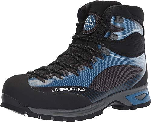 La Sportiva Trango TRK GTX Hiking Shoe, Blue/Carbon, 47.5