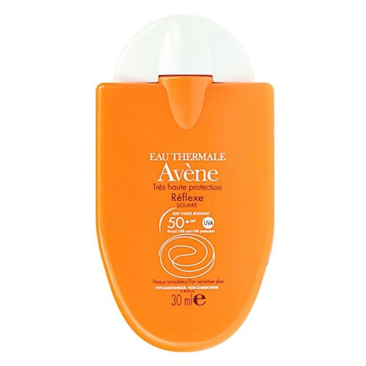 冗談で寸法毛布Avene Sunscreen Reflexe 50+ 30ml [並行輸入品]