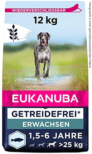 Eukanuba Hundefutter getreidefrei mit...