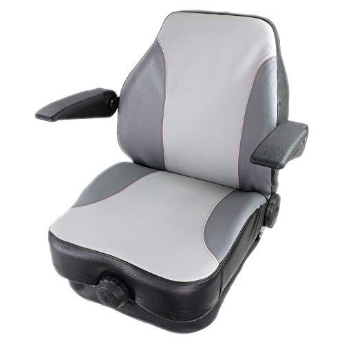 Universal Zero Turn Mower Suspension Seat (Kubota, John Deere, XMark, MTD, Toro, Craftsman)