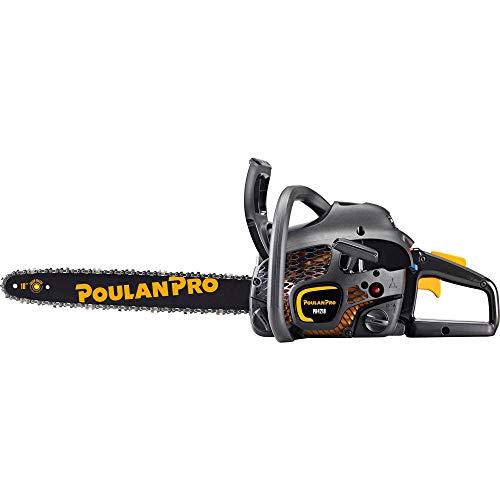 Poulan Pro 18-Inch Bar 42CC 2 Cycle Gas Powered Chainsaw (Renewed)