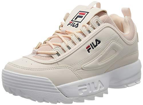 Fila 1010302-71y, Zapatillas para Mujer, Beige, 36 EU