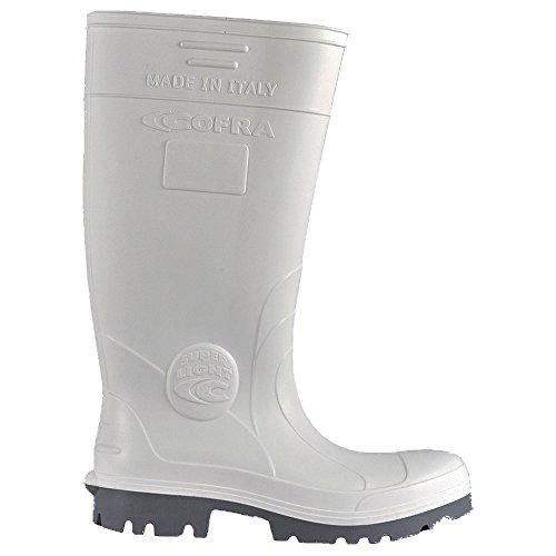 Cofra 00010-039.W48 Chaussures de sécurité Galaxy S4 Ci SRC Taille 48 Blanc