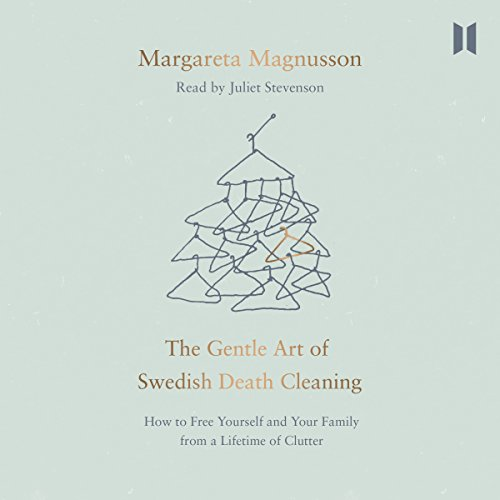 The Gentle Art of Swedish Death Cleaning cover art