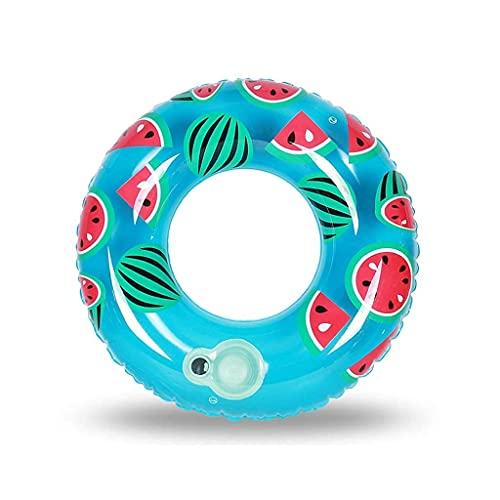 MISS KANG Anillo de natación para adultos y señora salvavidas para principiantes aumentar el anillo flotante engrosamiento anillo inflable (color: A) Qingchunw (color: A)