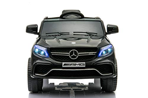 Mercedes Benz GLE Licensed 12V Electric Kids Ride Car RC Remote RED White...