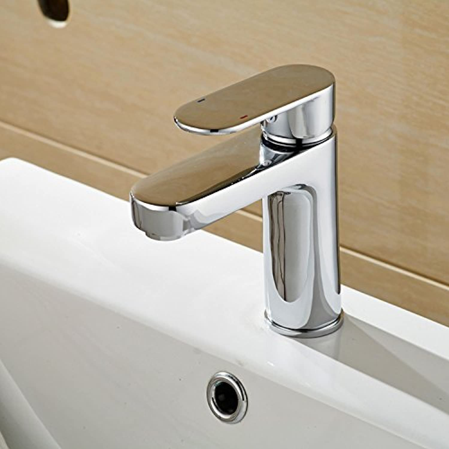 MDRW-Bathroom Accessories Basin Faucet Cu All Basin Taps Water-Cooled Heat Washbasin In The Mixed Household Water Taps Slot