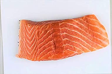 Serve by Hai Sia Salmon Portions, Savoury, 200g - Frozen
