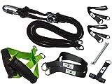 BodyCROSS Premium Schlingentrainer für zuhause...