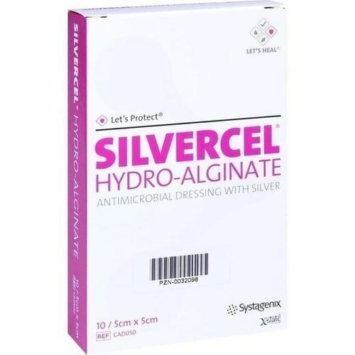 Silvercell 5x5cm 10St.