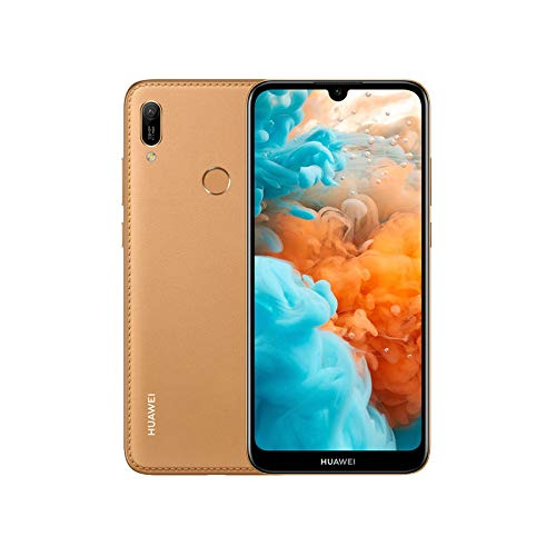 Huawei Y6 2019 Smartphone 32GB 2GB RAM Dual SIM Amber Brown