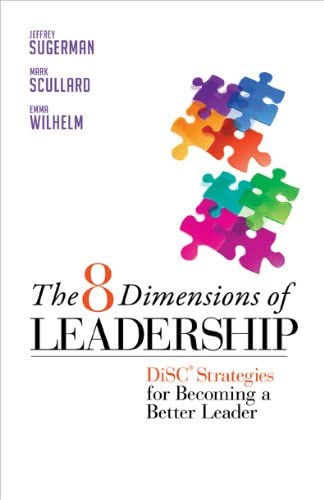 The 8 Dimensions of Leadership DiSC Strategies for Becoming a Better Leader product image