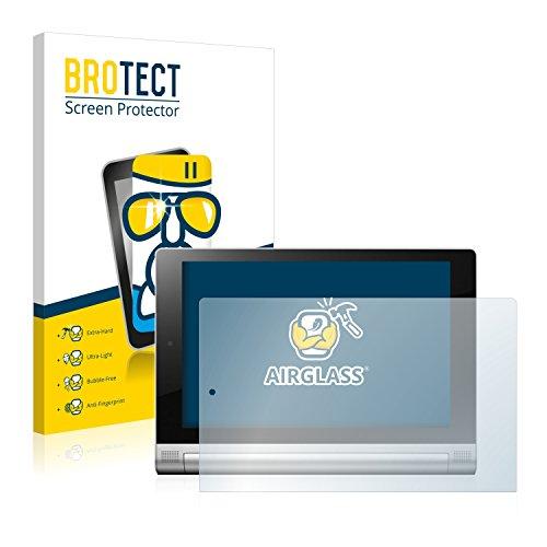 BROTECT Panzerglas Schutzfolie kompatibel mit Lenovo Yoga Tablet 2 8.0 2-830F - AirGlass, extrem Kratzfest, Anti-Fingerprint, Ultra-transparent