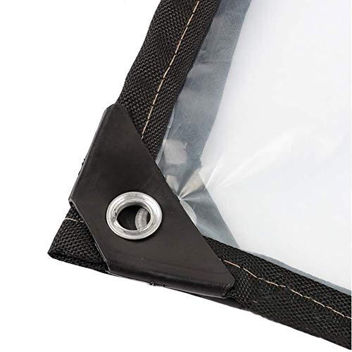 M-Y-L dekzeil 100% waterdicht dekzeil zware polyethyleen PE regenhoes dakbedekking tuinzeil plaat 120 g/m2