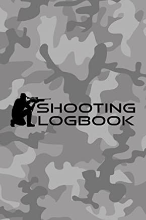 Shooting Logbook: Hunters Notebook