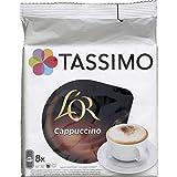 Tassimo - Dosettes Café Cappuccino - 104G - Lot De 3 - Livraison Rapide En France - Prix Par Lot