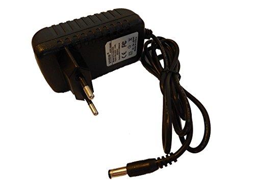 vhbw 220V Netzteil 22W (9V/2.5A) für Router, Externe Festplatten, Musikinstrumente, Verstärker etc.wie SAW24-090-2500.