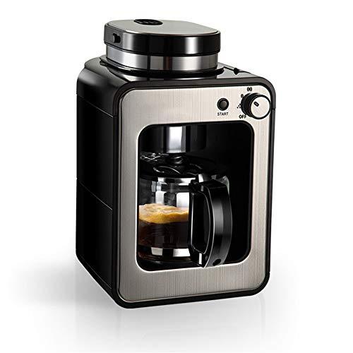 Hochwertiger Filter Kaffeemaschine Mit Thermo Kanne Direktwahltasten & Drehregler Für Gemahlenen Filterkaffee Leicht Zu Reinigen Kaffee Wie in Einem Café