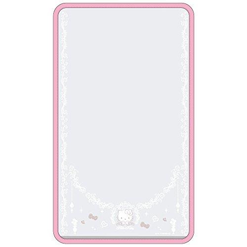 ハローキティ 透明ランドセルカバー Lサイズ RTK2-2200【まもるちゃんシリーズ】 サンリオ (L, ピンク)
