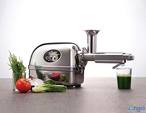 Angel Juicer 7500 – Hochwertige Slow Juicer Saftpresse Bild 2*