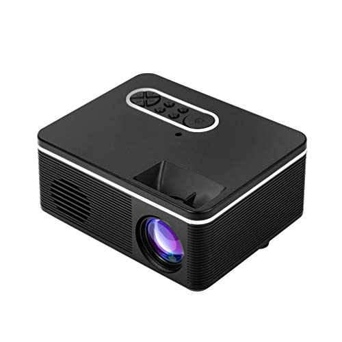 Mini Led Projector Hdmi Ondersteunt Hd 1080 P Video Player Home Media Speler Ingebouwde Luidspreker
