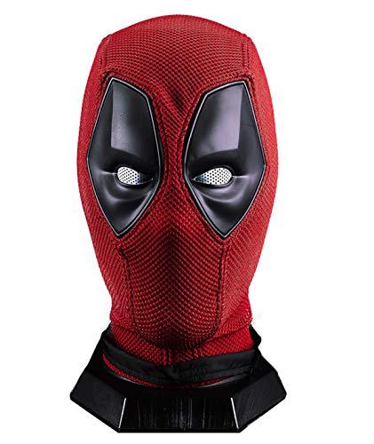 Wade Wilson Mask Superhero DP Helmet Knitted Props