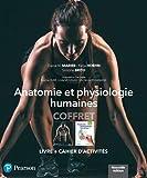 Anatomie et physiologie humaines - Coffret Livre + Cahier d'activités