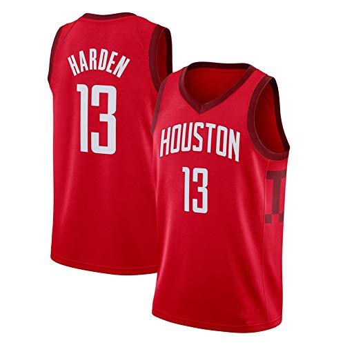 James Harden 13 Houston Rockets basketbaltrui, herensportkleding, sneldrogende trui, zweetabsorberend en ademend S-3XL