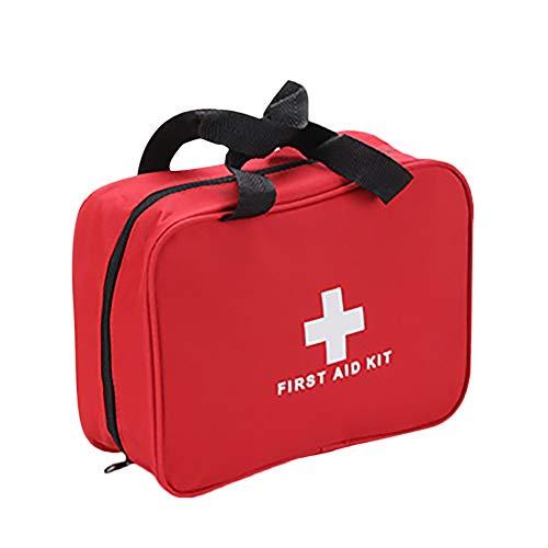 Sarpico Erste-Hilfe-Tasche Kleine Rettungstasche für den Außenbereich Erste-Hilfe-Aufbewahrungstasche für Medikamente