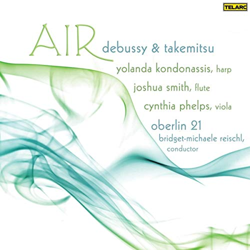 Air: Music for Harp,Flute and