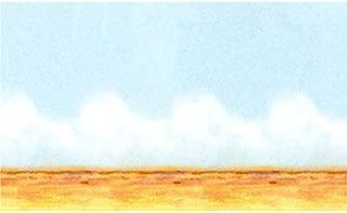 Desert Sky & Sand Backdrop Party Accessory (1 count) (1/Pkg)
