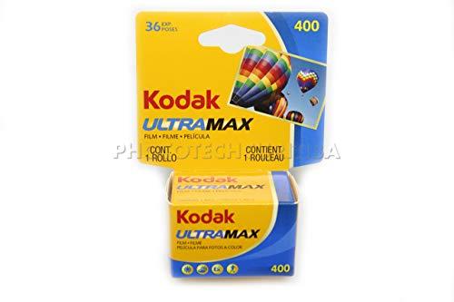 FILME KODAK ULTRAMAX 400-36 POSES